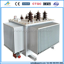 25kV S11-M Three phase electric distribution transformer 1500kva