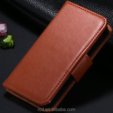 New Arrival Smartphone Cover Wallet Stand Flip Leather Card Slot Photo Album Waterproof Case for IPhone 4 4S Belt Clip RCD02342