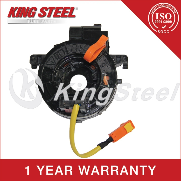 Steering Wheel Spiral Cable Sub-Assy Clock Coil Spring for Toyota Yaris 84306-02190
