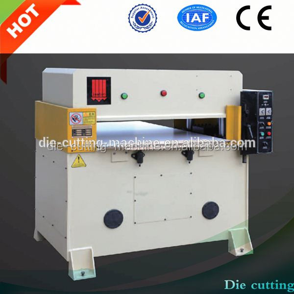 semi-automatic die cutting machine for Tennis shoe