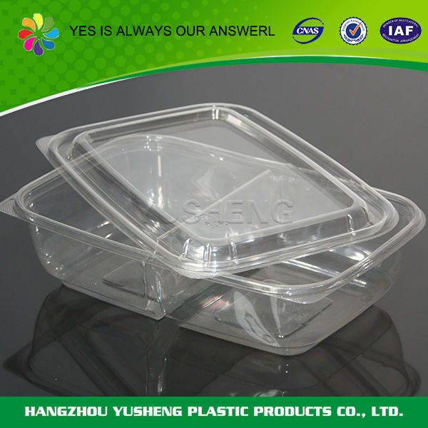Special design widely used microwaveable food plastic containers