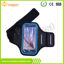 Hot Selling Running Neoprene Case Sport Armband For Samsung Galaxy S5