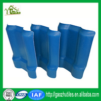 House roof cover materials spanish clay roof tile in building
