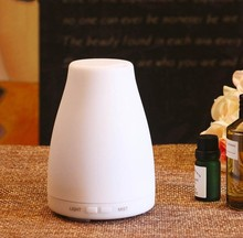 Electric Fragrance Lamp Ultrasonic Diffuser Aroma Aromatherapy Essential Oil Air Humidifier