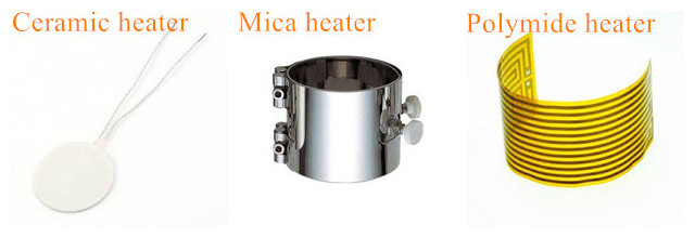 Electric ceramic heater 220v MCH for 3D printer