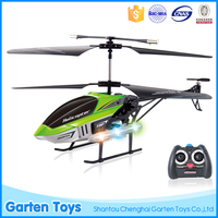 Newest good quality infrared 3.5 CH alloy battery powered remote control helicopter