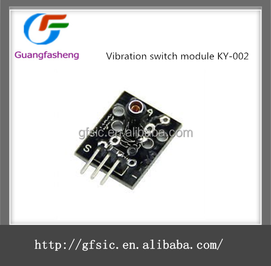 (hot offer) High Quality Vibration switch module KY-002