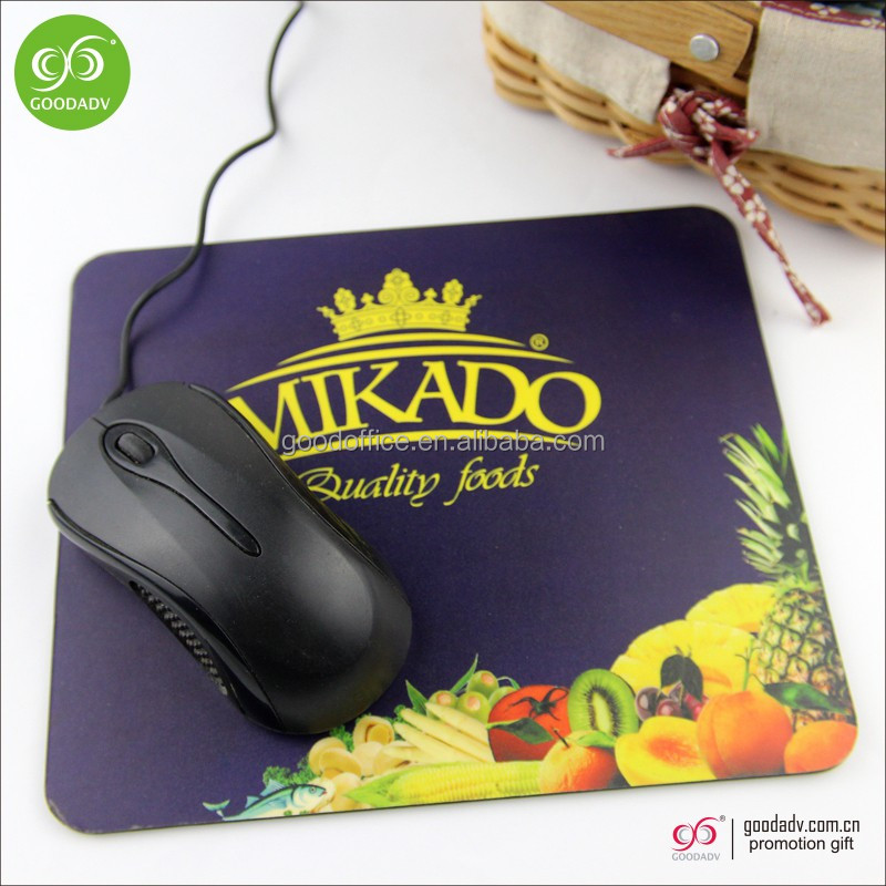 Hot selling cheap computer EVA Mouse pad for promotion gifts