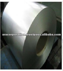 Galvalume Aluminum-zinc alloy-coated Steel Sheet