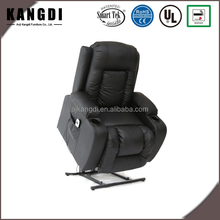 European style electric massage stand up lift chair for old people