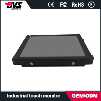 Ultra-Grade 8.4 inch TFT LCD Touch Screen Monitor with VGA USB Inputs