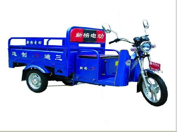 Electric Cargo Tricycle, Trike, Rickshaw