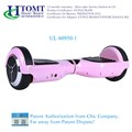 HTOMT 2 wheel electric self balancing scooter hoverboard 6.5 inch china hoverboard