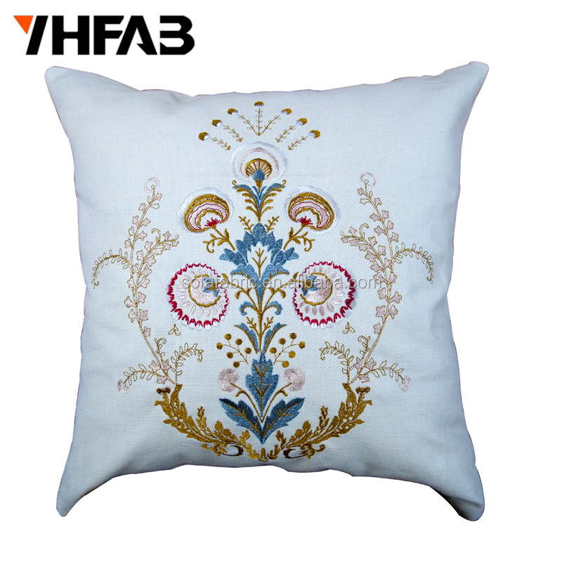 Chinese Embroidered Cushion Cover Pillow Cover / Christmas Pillow covers