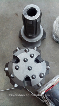 Tungsten carbide rotary rock dri