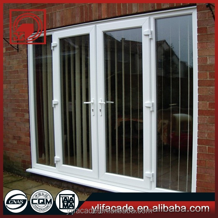Entrance Door Glass Sliding Door Pivot Door for Shopping Mall 1876