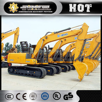 15 ton Excavator China famous XCMG XE150D Excavator used widely with excavator videos