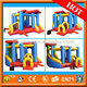 2014 HOT SALE inflatable bouncer with basketball hoop\bouncer cstale for sale