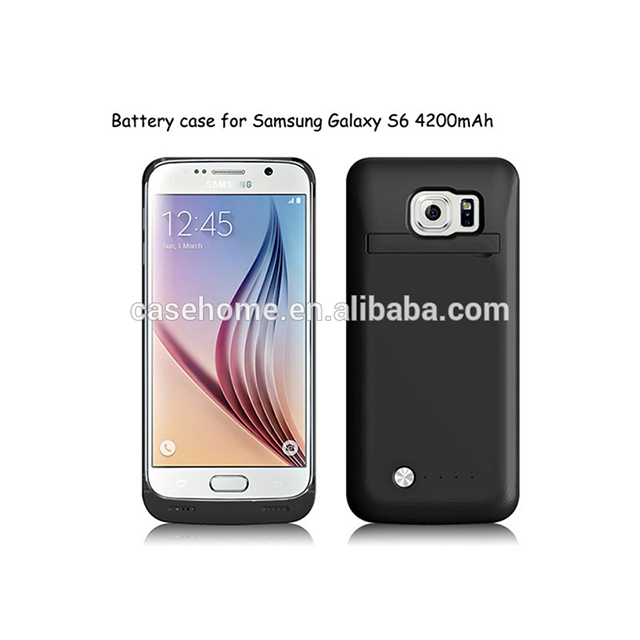ultra slim Battery Back Cover Case For samsung galaxy s6edge