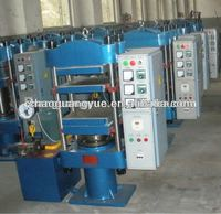 rubber sole vucanizer / rubber slippers making machine