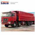 SHACMAN 8*4 tipper truck for kenya for sale
