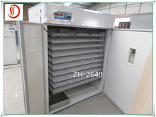 ZH-2640 rcom chicken incubator/ full automatic hatch incubator for sale