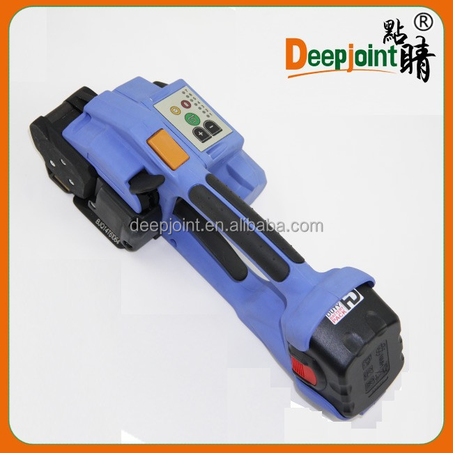 Strapping Tool with Bosch Power Tool Battery Deepjoint