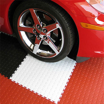 China Professional PVC Parking Lot Floor Supplier