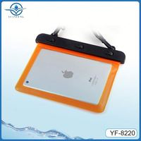 mult-color fashion waterproof ipad case for tablet pc