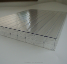 High-quality X-structure PC sheet low polycarbonate sheet price sales in philippines