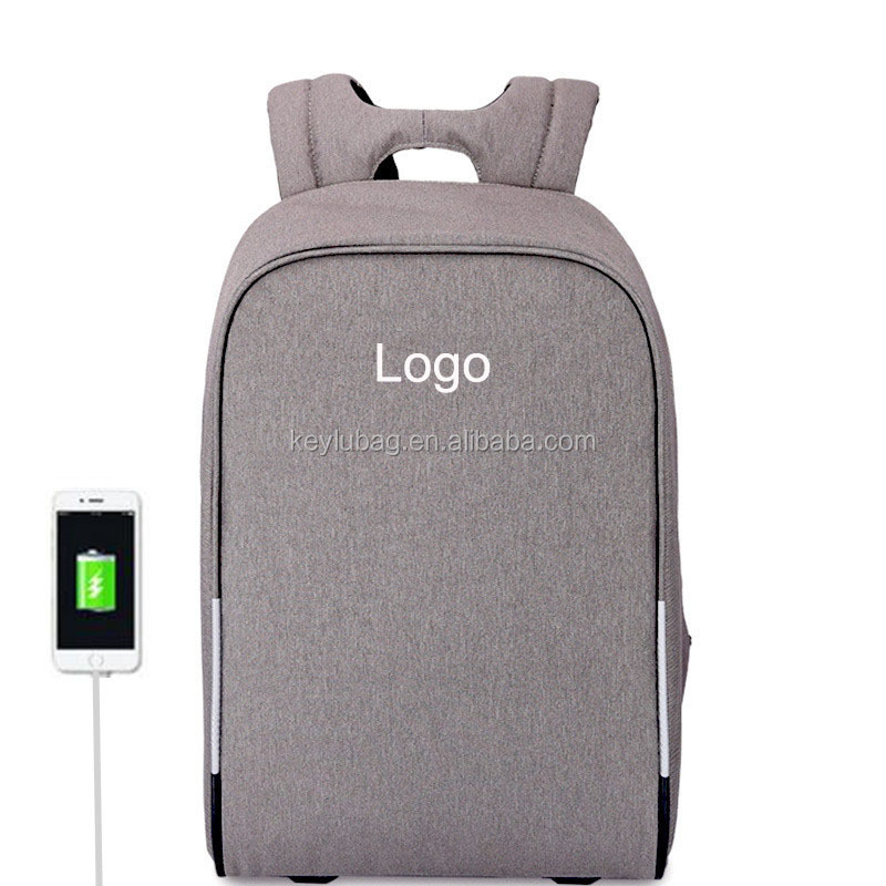 back pack charging bags for men rechargeable laptop bags smart usb backpack with usb charger