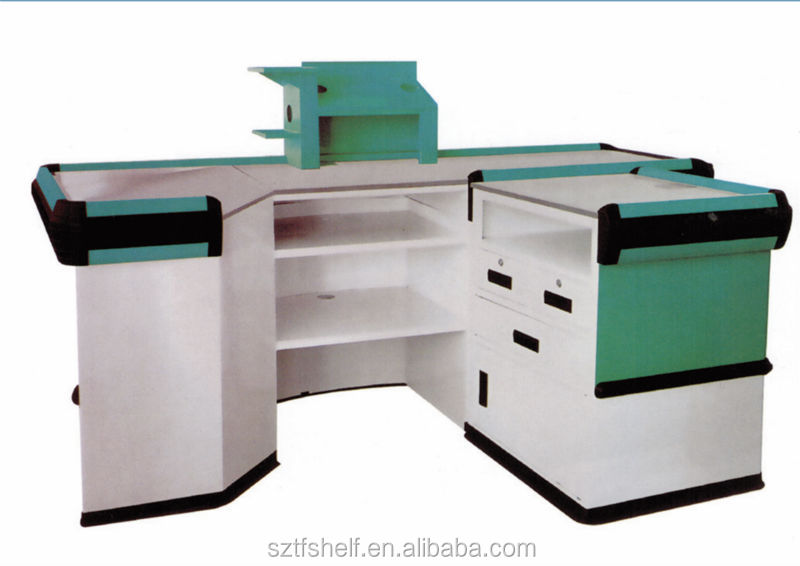 Multi-functional hight quality checkout counters