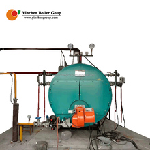 Yinchen Brand Wns Series thermax steam boiler 600kg price