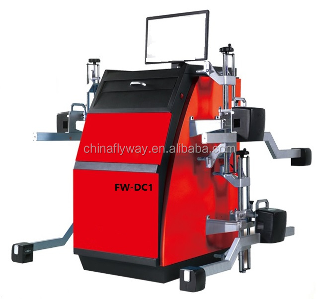 truck wheel alignment / truck wheel alignment machine for sale / wheel alignment software (FW-DC1)