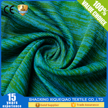 Organic cotton single jersey fabric 160gsm