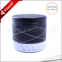 Wireless Speaker Mini USB Flash Disk Sound Card Multi-Function Colorful LED Portable Wileress Speaker FM Radio With Display