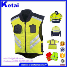 Professional Safety Waterproof Running Reflective Vest