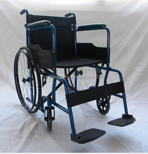 "Durable And Premium 24"" Wide Wheels Wheelchair"