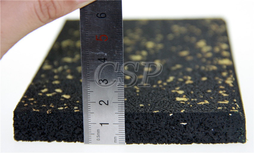 Recycled Rubber Covering For The Gym Rubber Floor Tiles Uk