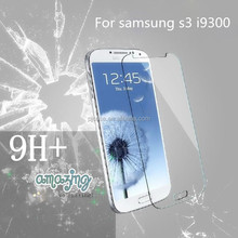 9h 0.33mm 2.5D screen protector roll , dark screen protector for samsung s4 mobile phone