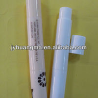 Long Tube Plastic Lip Balm Container