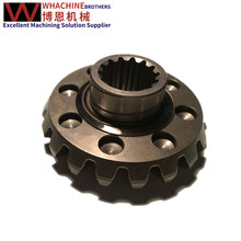 High Precision india farm rotavator parts made in China