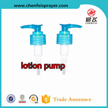 ODM China supplier bathroom soap dispenser top quality many color plastic screw lotion pump for bottles