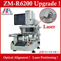 BGA Rework Station SMD with CCD Alignment System And Hot Air Heater and IR Heater ZM-R6200 Seamark