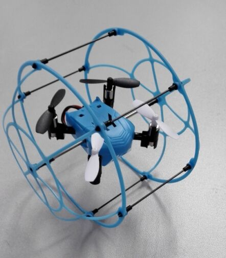 Free sample 2.4g 4ch Rc newest quadcopter could flying in the air, scrawling on the wall and ceiling