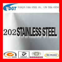 ss 202 stainless steel sheet