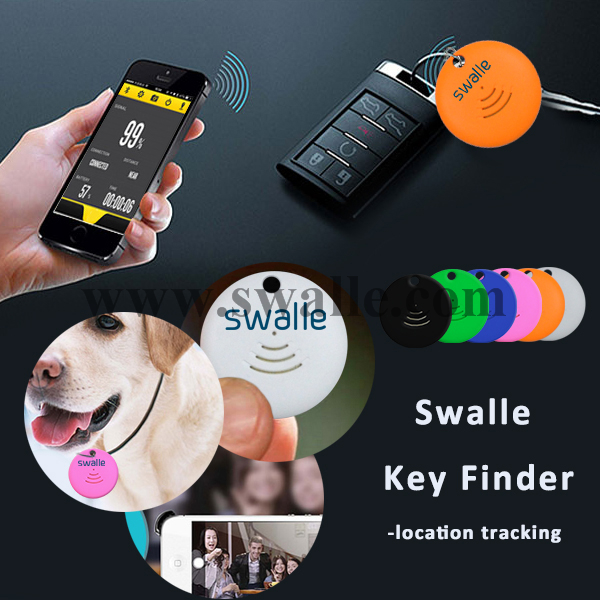 personal alarm swalle anti-lost alarm key finder new things for iOS and Android
