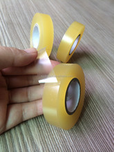 Clear PVC ruber adhesive sealing tape