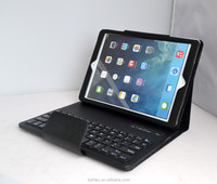 Foldable bluetooth keyboard case for ipad mini