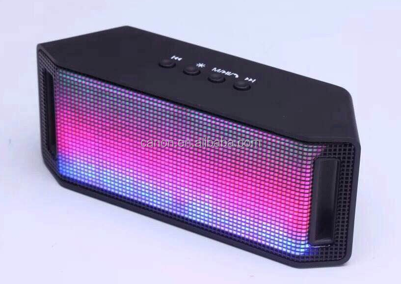 2016 JBL New Mini Portable Wireless Bluetooth Speaker LED Lights Speakers Support USB and TF card Boombox Speaker For iphone Sam